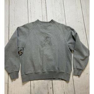 Vintage Duluth Pack Sweatshirt USA Crewneck Shark